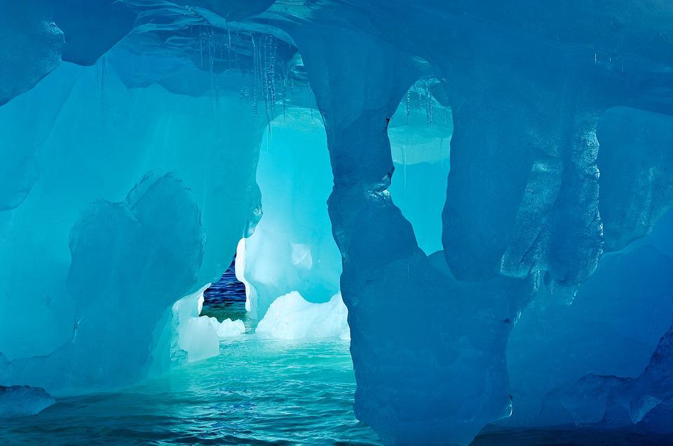 Ice, Antarctica, Cold, Nature, Blue, Outdoors