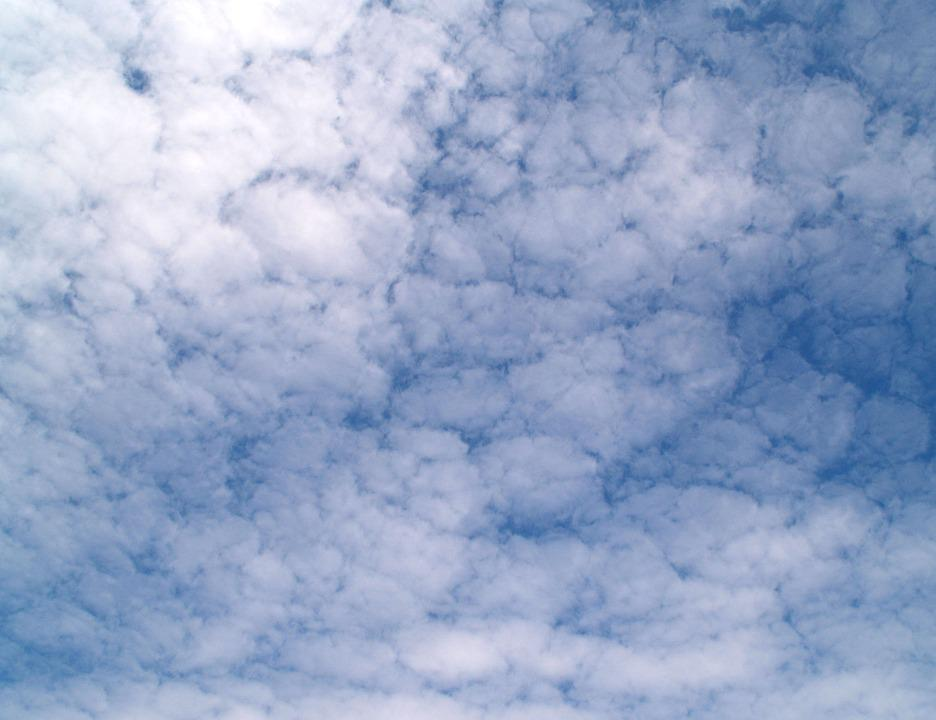 Clouds, Sky, Blue, Weather, Background, Abstract