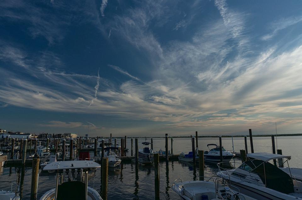 Sky, Blue, Blue Sky Clouds