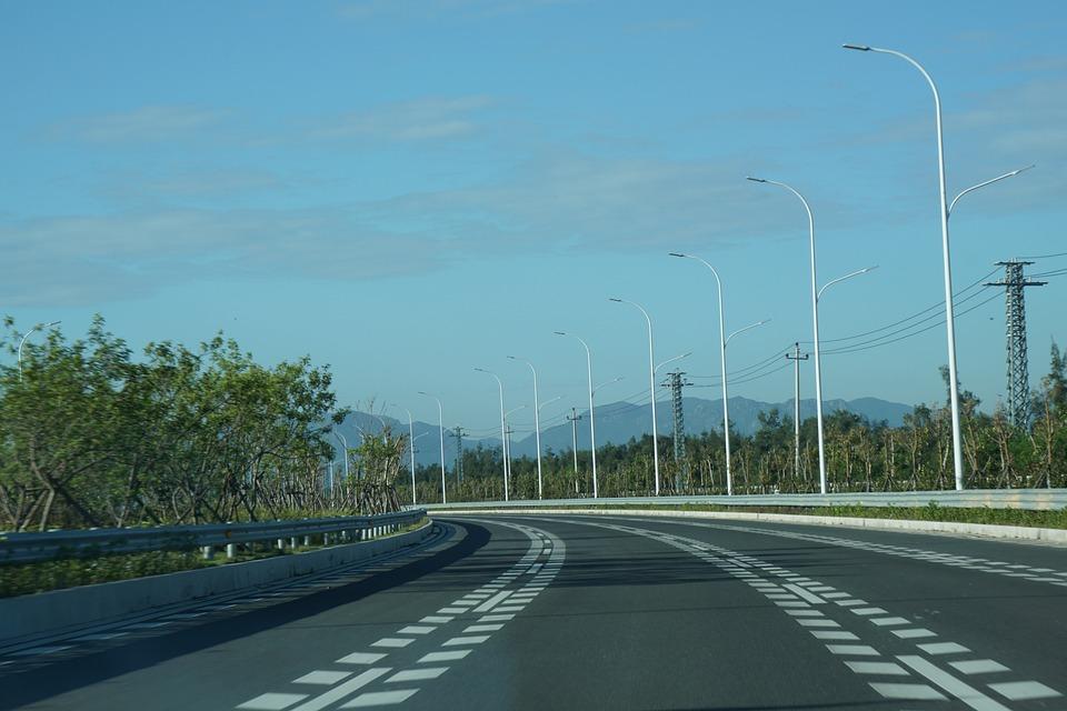 Road, Trip, Highway, Way, Travel, Drive, Sky, Blue