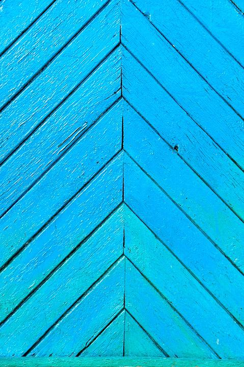 Boards, Texture, Blue, Invoice, The Structure Of The