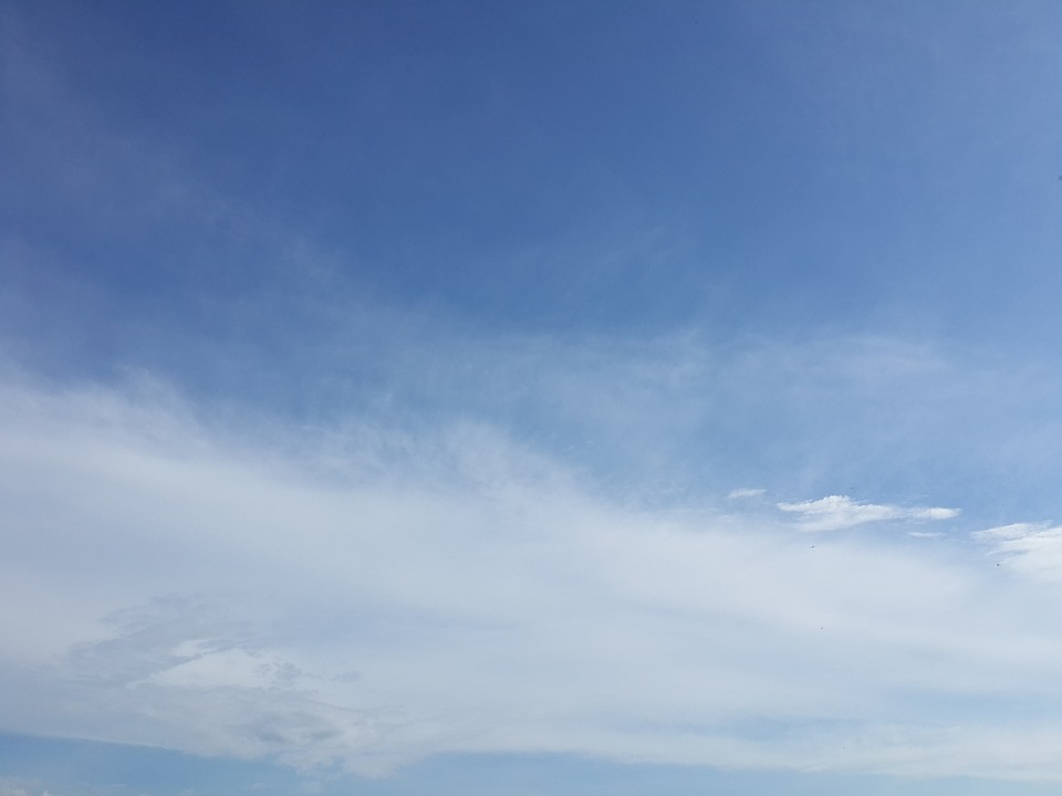 Sky, Clear, Blue, Nature, Day, Thailand