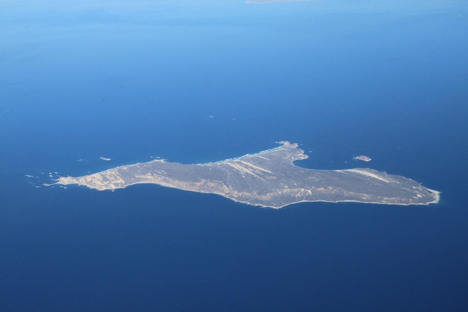 Islands, Blue, Ocean, Sea, Water, Landscapes, Seascape