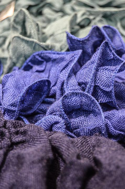 Material, Web, Texture, The Background, Blue, Violet