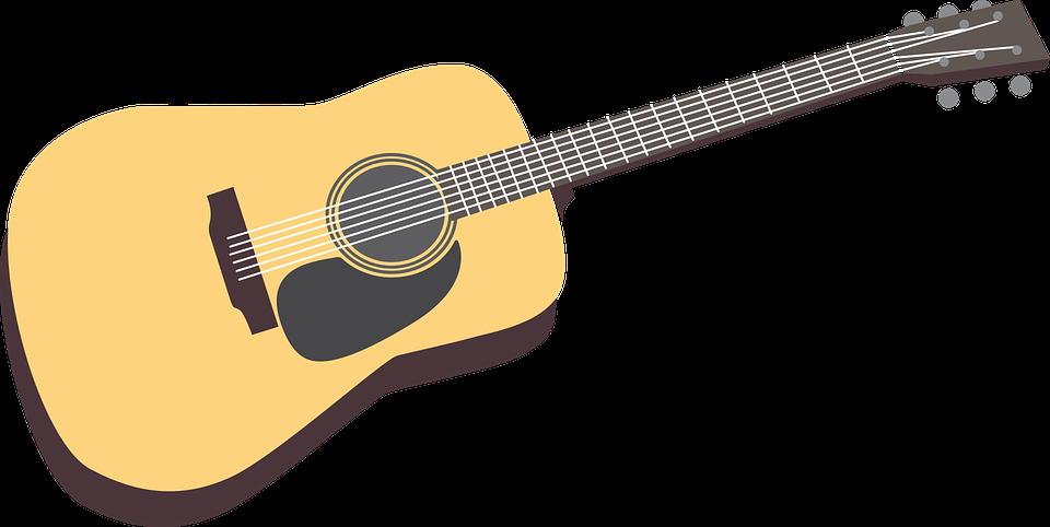 Guitar, Music, Bluegrass, Instrument