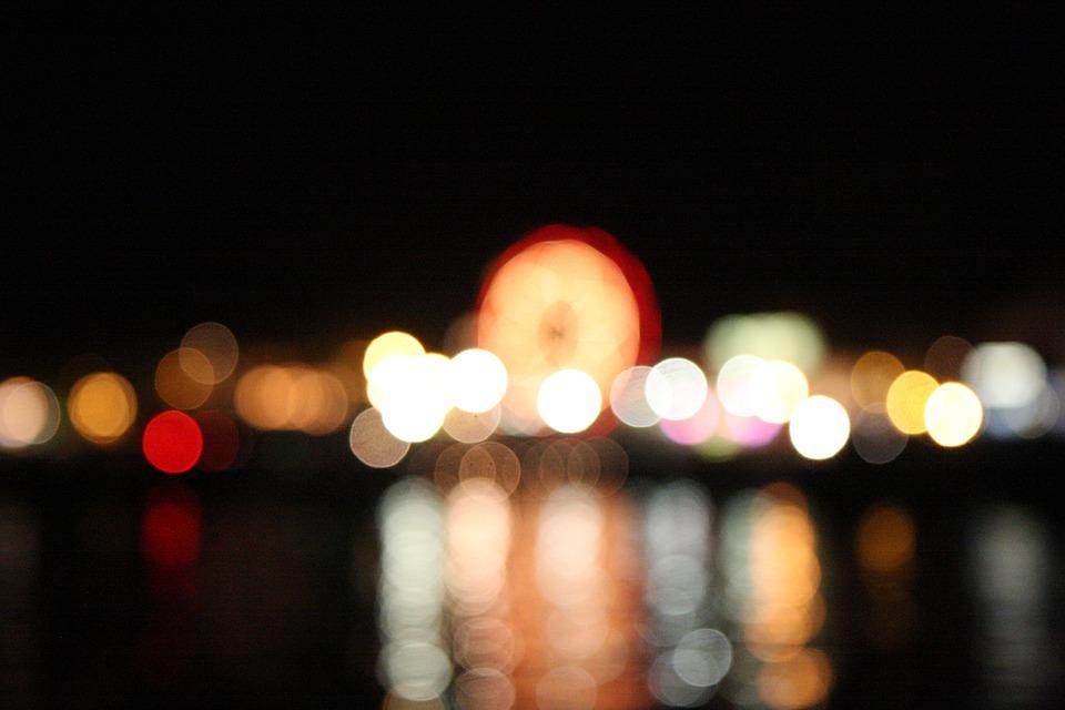 Bokeh, Blur, Tivoli, California, United States