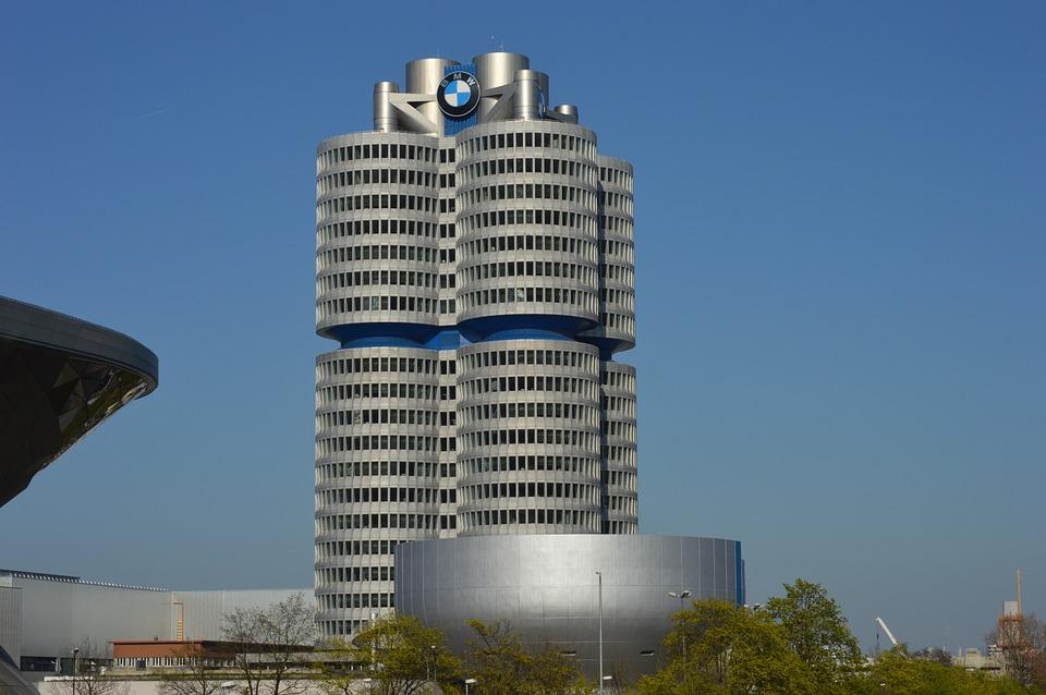 Bmw, Munich, Germany, Tower, Bavaria, Building