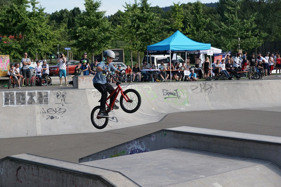 Bmx, Bike, Drive, Cycle, Wheel, Sport, Competition