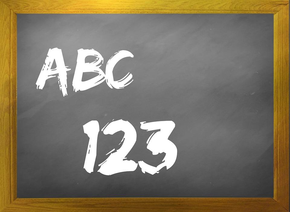 Blackboard, Chalkboard, Board, Back To School
