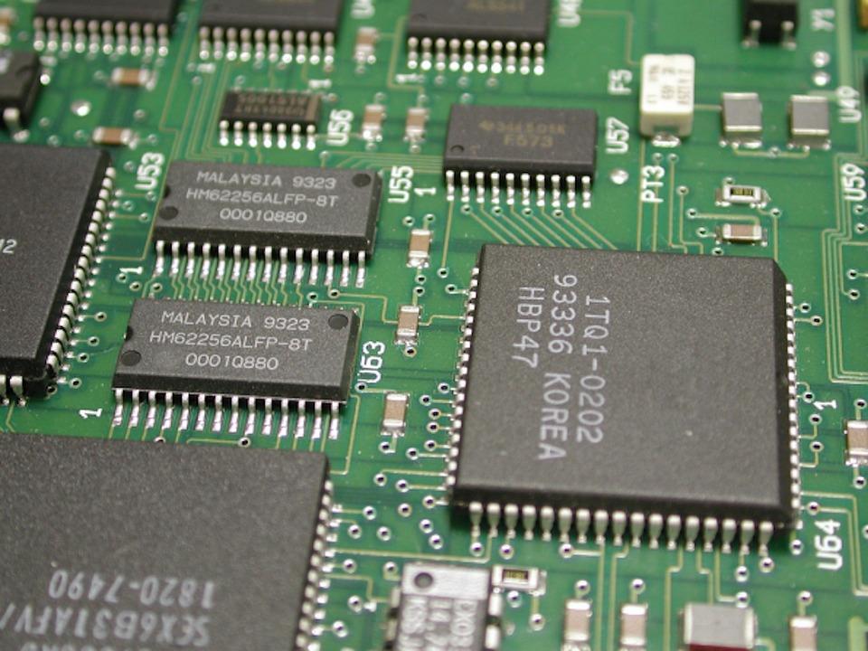 Circuit, Board, Electronic