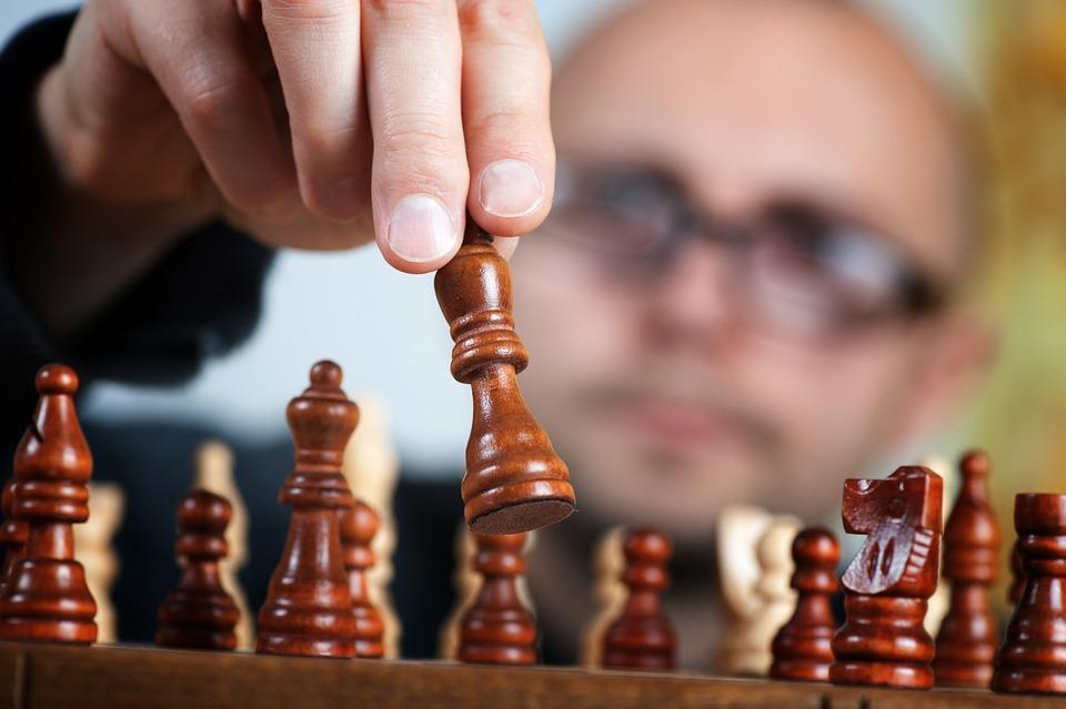 Strategy, Chess, Board Game, Win, Champion