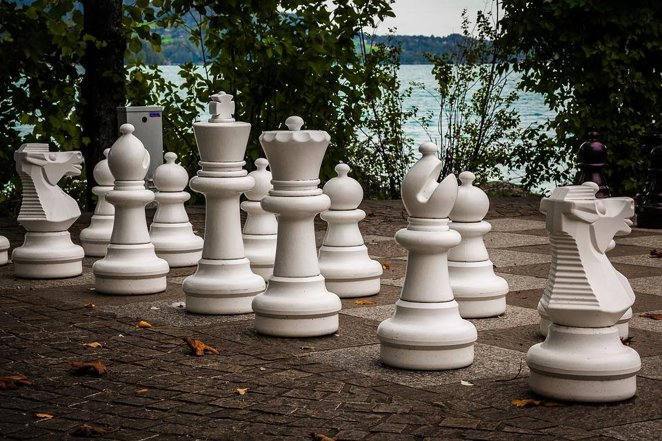 Chess, Chess Piece, Chess Board, Board Game