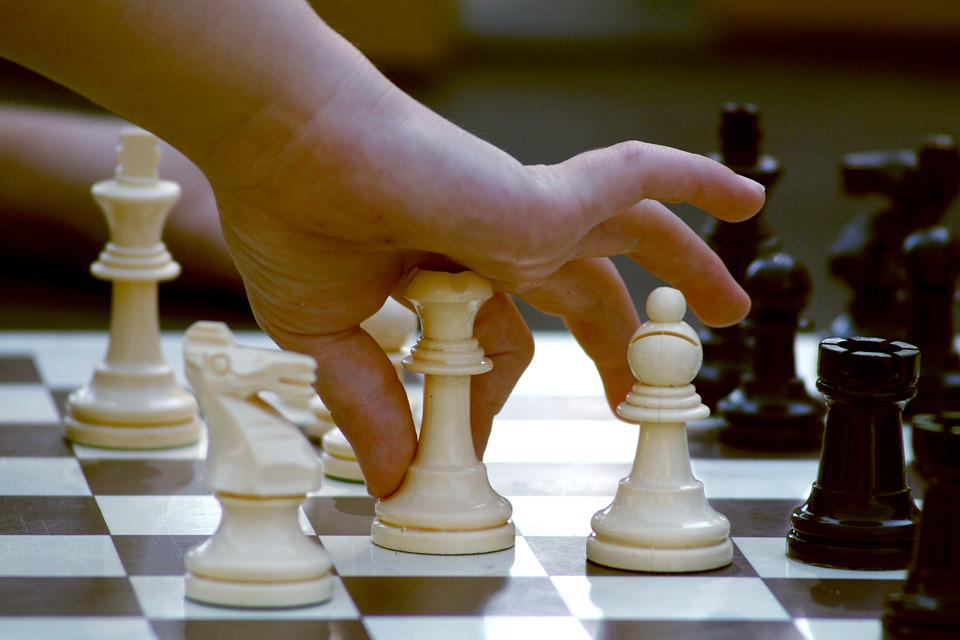 Chess, Game, Strategy, Board, Competition, King, Pawn