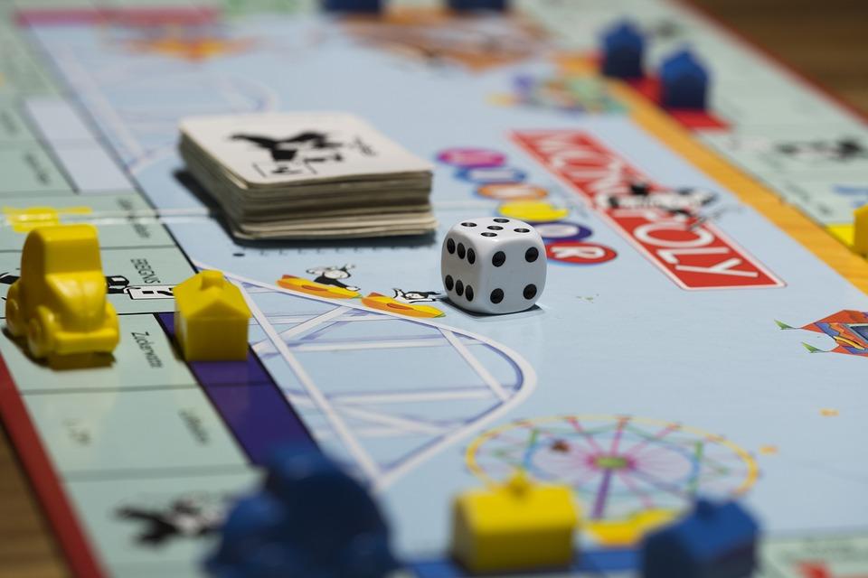 Board Game, Play, Gesellschaftsspiel, Monopoly