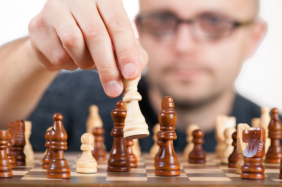 Strategy, Chess, Board Game, Win, Champion
