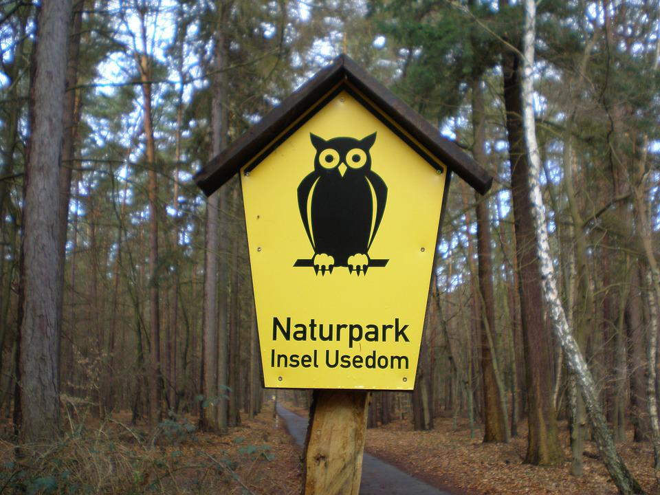 Shield, Sign, Nature Park, Board, Note