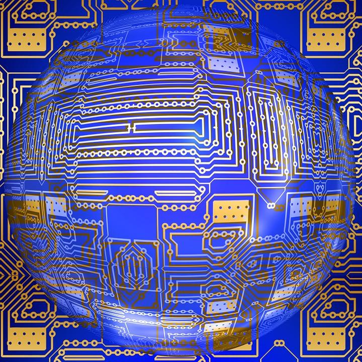 Board, Technology, Circuits, Microprocessor Mode