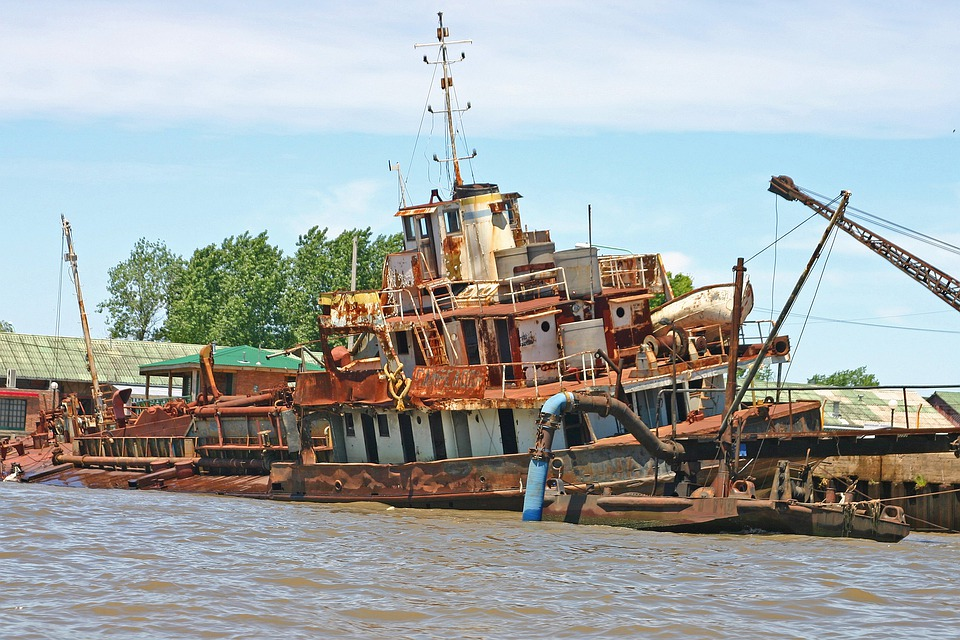 Argentina, Tiger, Delta, River, Boat, Water, Scrapping
