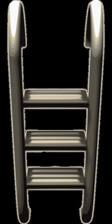 Ladder, Stepladder, Boat Equipment