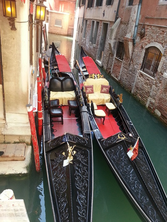 Gondola, Boat, Holiday, Citytrip, Gift, Romance, Venice