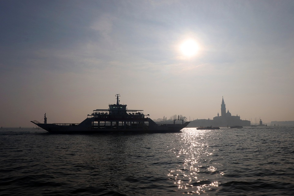 Venice, Ship, Sea, Italy, Water, Boat, Vacations