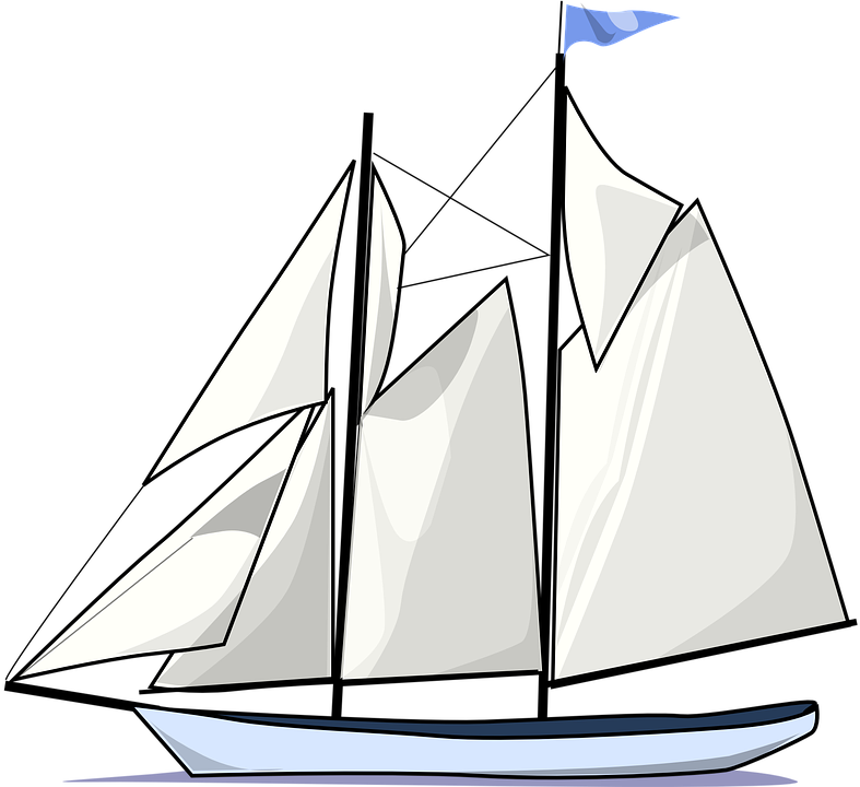 Sailing, Sailboat, Transportation, Boat, Navigation