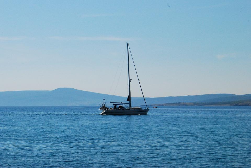 Boat, Sea, Travel, Exploration, Adventure, Ocean