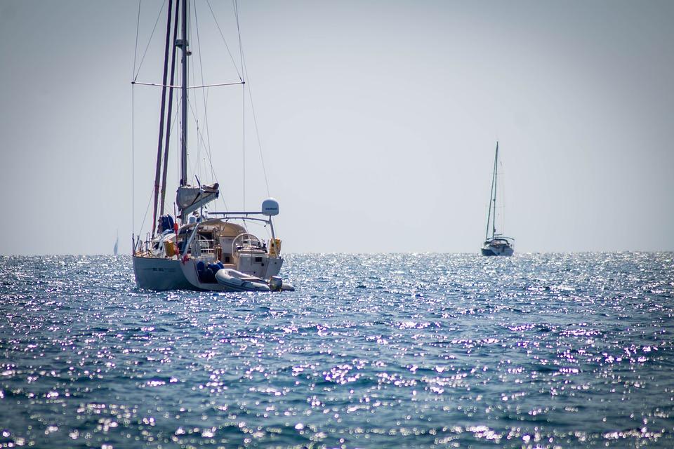Boat, Sea, Ocean, Summer