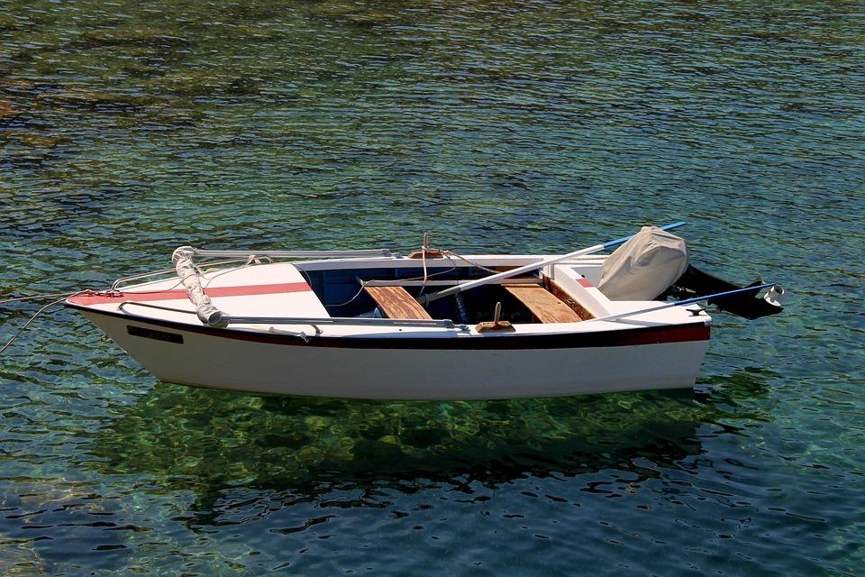 Boat, Powerboat, Water, Ship, Summer, Vacations, Blue