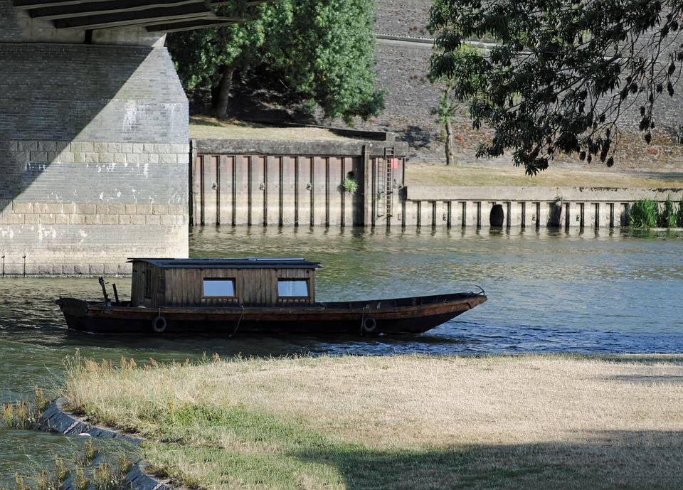 Boat, Travel, River