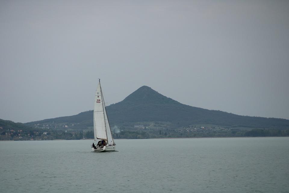 Lake, Boat, Sailing, Water, Travel, Sailing Boat