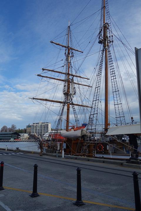Ship, Boat, Sea
