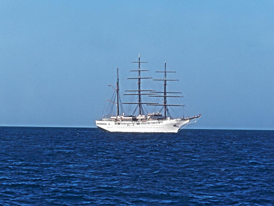 Sailboat, Sailing Ship, Sea, Ship, Boat, Sail, Vessel