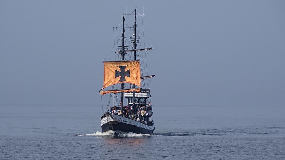 Sea, Ship Water, Boat