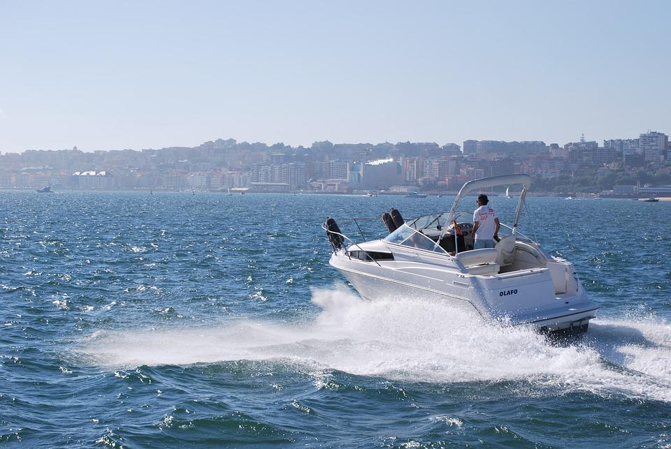 Speedboat, Boat, Speed, Browse, Sea