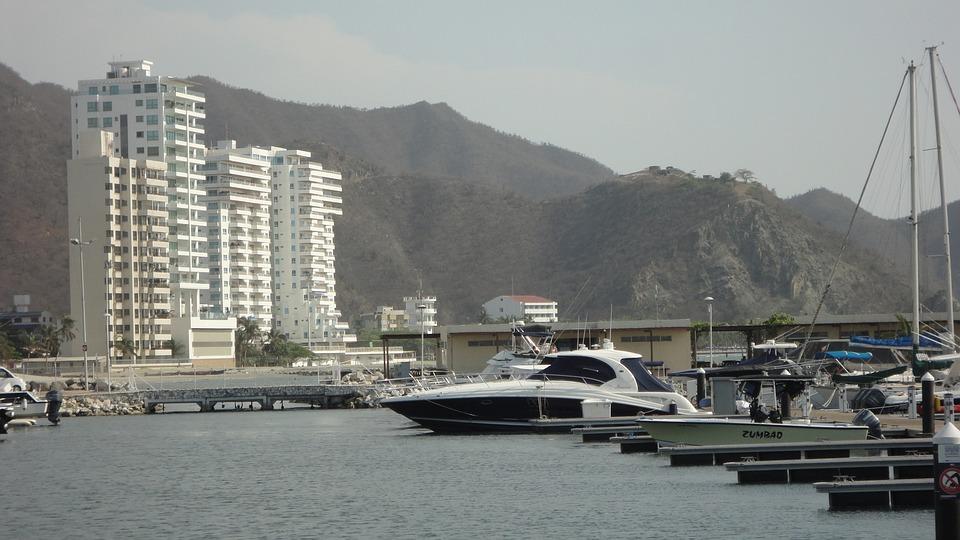 Marina, Boats, Spring, Port, Boat, Sea, Yachts