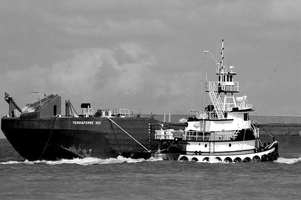 Tugboat, Tug, Boat, Nautical, Maritime, Ship, Sea