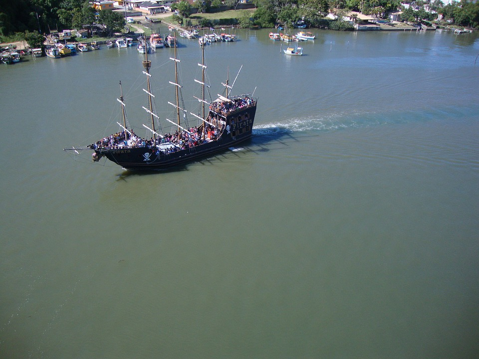 Boat, Ship, Mar