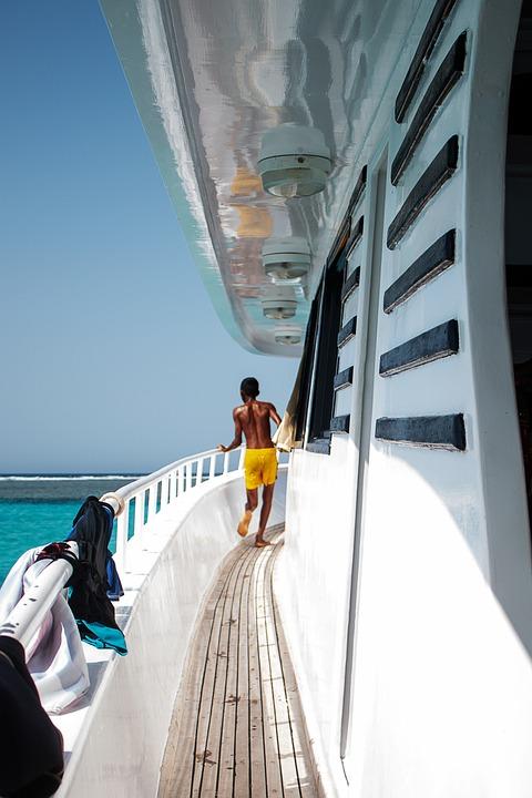 Boat, Ship, Sea, Water, Ocean, Vacations, Travel