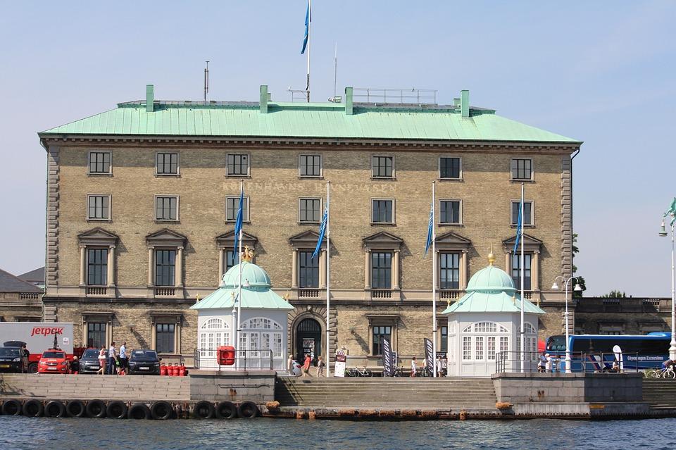 Copenhagen, Sightseeing, Tour, Denmark, Boat Tour, Sky