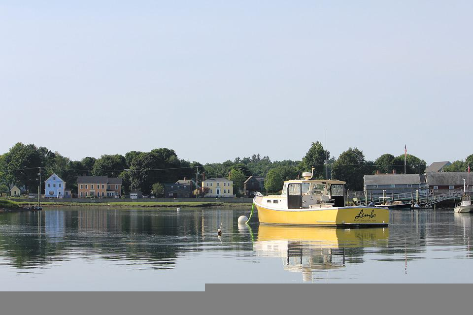 Boat, Transportation, Travel, Trip, Adventure, Yellow