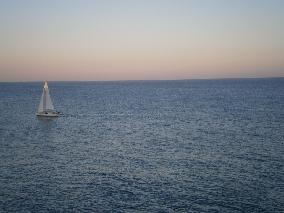 Sailboat, Sail, Boat, Sailing, Ocean, Sea, Travel