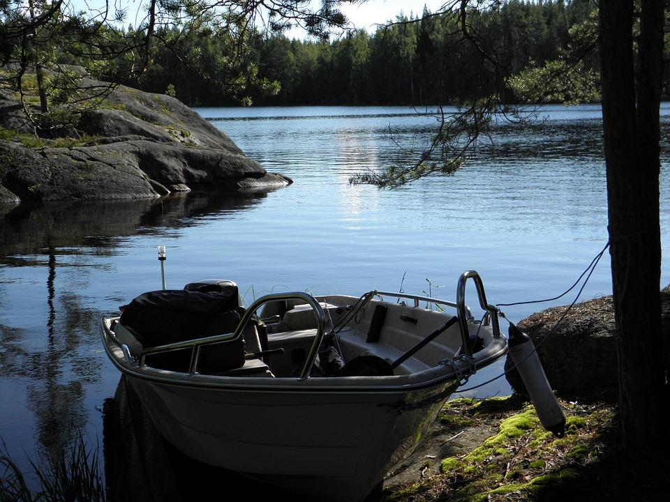 Saimaa, Savonlinna, Summer, Boat Trip, Boat, Lake