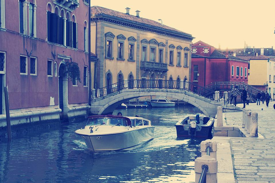 Water, Travel, Boat, Reflection, Vacation, Architecture
