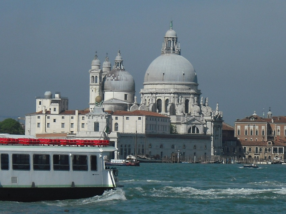 Venice, Boat, Lagoon