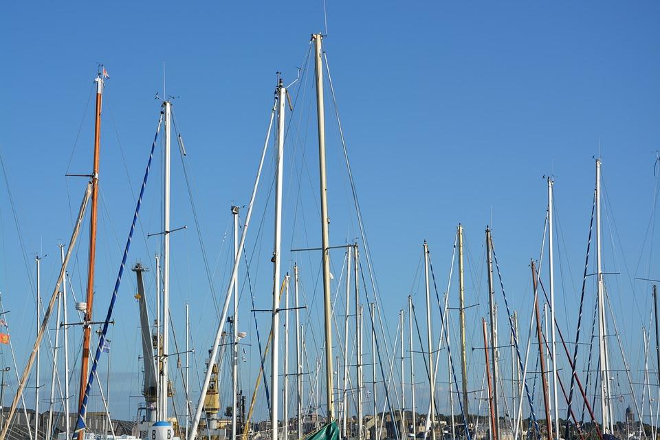 Matt Boats, Blue Sky, Port, Boating