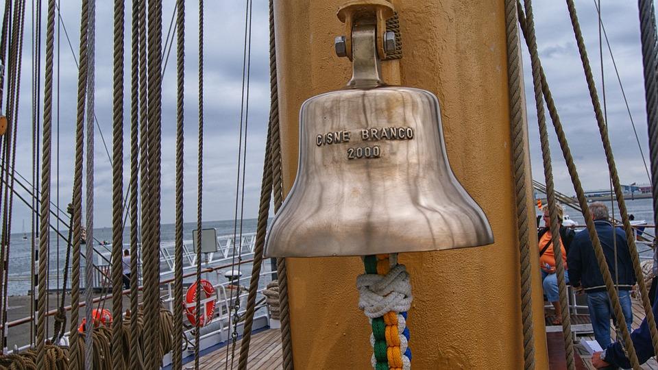 Ship, Scheepsbel, Call, Boating, Sailing, Boat, Sea