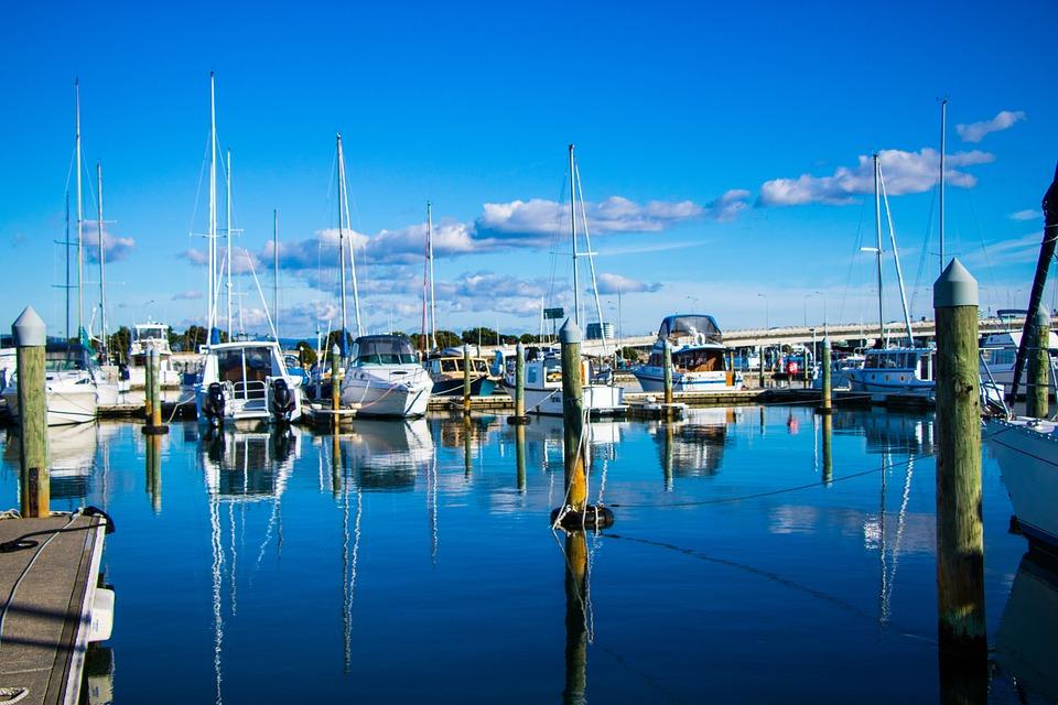 Boats, Marina, Yacht