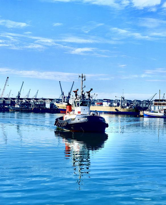 Harbor, Boats, Sea, Ocean, Ships, Port, Cape, Light
