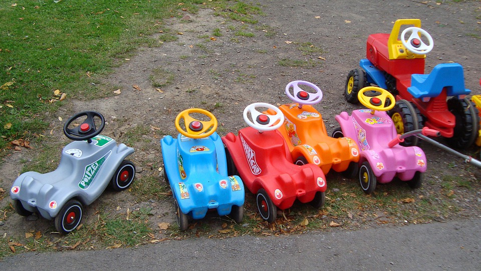 Bobby Car, Children's Vehicles, Toys, Bobby Car Races